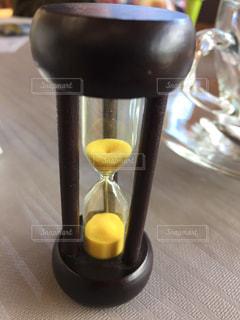 砂時計の写真・画像素材[1408363]