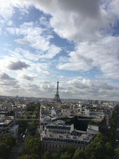 パリの街並みの写真・画像素材[2561297]