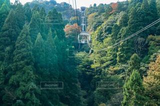 城崎ロープウェイから見た景色の写真・画像素材[2848593]