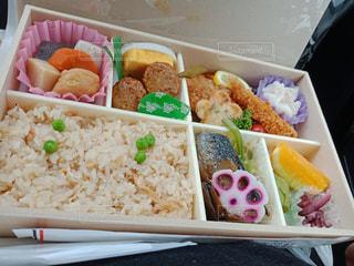 お弁当の写真・画像素材[2564586]