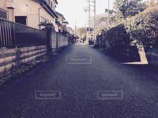 道路の写真・画像素材[243826]