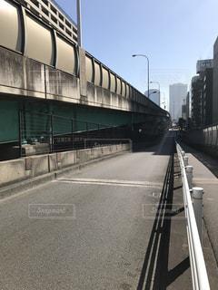 道路の写真・画像素材[245879]