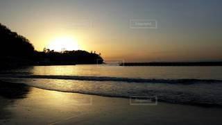 夕日の写真・画像素材[2566353]