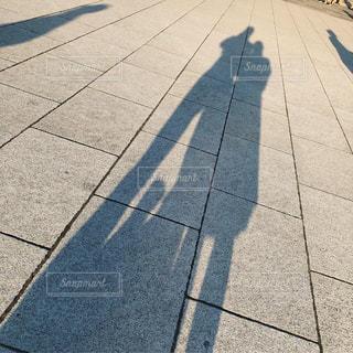 影の写真・画像素材[2577839]