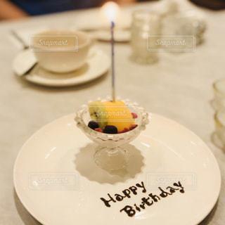 誕生日ケーキの写真・画像素材[2930121]