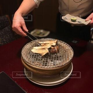 松茸の写真・画像素材[3778083]
