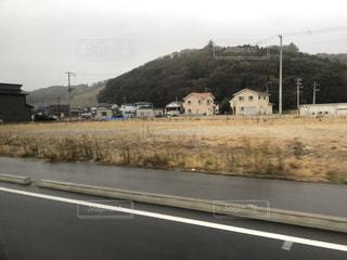 津波の震災跡地の写真・画像素材[2733546]