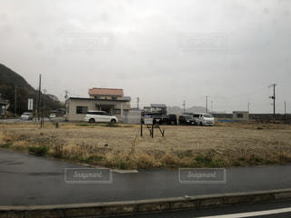 津波の震災跡地の写真・画像素材[2733547]