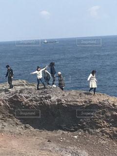 海〜〜の写真・画像素材[2574077]