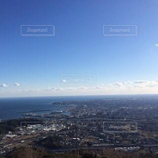 水平線の写真・画像素材[100153]