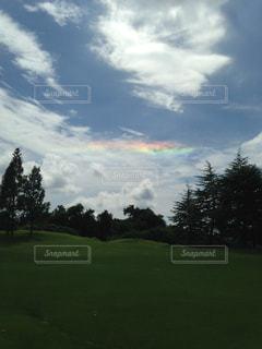 虹の写真・画像素材[2576568]