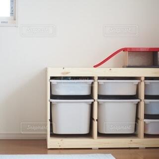 子供部屋収納の写真・画像素材[3923343]