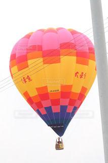 空の風船の写真・画像素材[2803750]