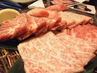 焼き肉の絶景の写真・画像素材[2579655]