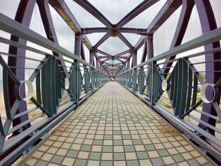 橋の上📸の写真・画像素材[2606832]