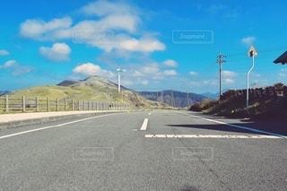四国カルストの道の写真・画像素材[2996307]