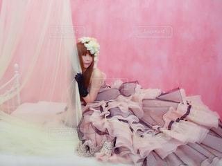 ドレスの写真・画像素材[2587986]
