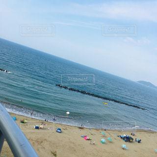 綺麗な海の写真・画像素材[2579869]