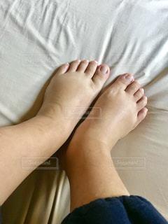 足の写真・画像素材[2592962]