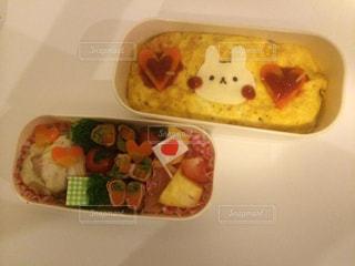プレート、食品トレイの写真・画像素材[966054]