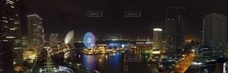 横浜夜景の写真・画像素材[2581613]