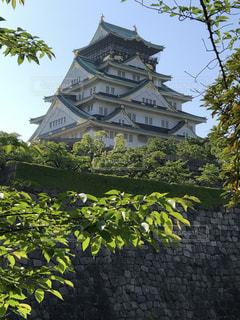 大阪城の写真・画像素材[2582000]