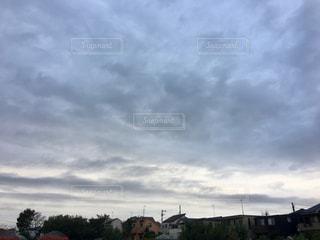 嵐の予感の写真・画像素材[2601353]