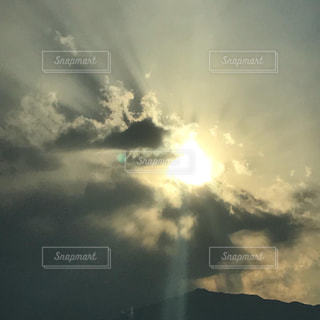空の雲の写真・画像素材[3048604]