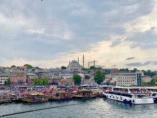 トルコ イスタンブールの旧市街の写真・画像素材[2591747]
