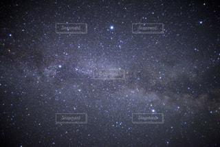 満天の星空の写真・画像素材[2712888]