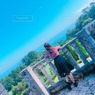 伊豆高原からの写真・画像素材[2600357]