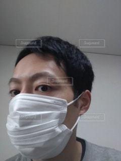 マスクをしている人の写真・画像素材[2782497]