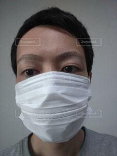 マスクをしている人の写真・画像素材[2782502]