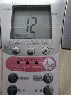 内臓脂肪レベルの写真・画像素材[2899438]