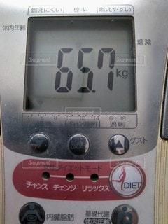 体重の写真・画像素材[2899443]