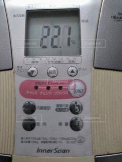 体脂肪の写真・画像素材[2899449]