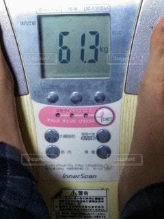 体重の写真・画像素材[2899498]