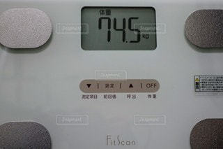 体重の写真・画像素材[3003979]