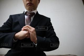 カンフーポーズの写真・画像素材[3031668]