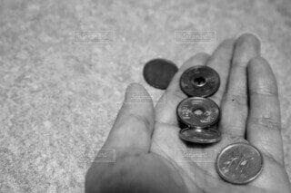 お金がないの写真・画像素材[3818222]