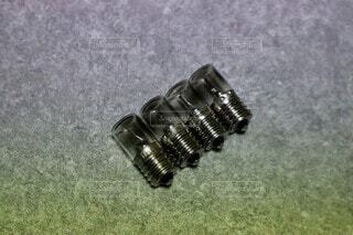 点灯管のクローズアップの写真・画像素材[4135521]