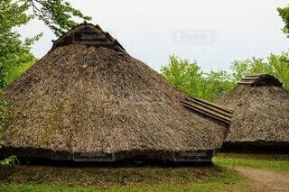 縄文時代の風景の写真・画像素材[4394196]