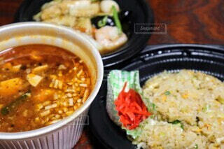 中華料理の写真・画像素材[4718019]