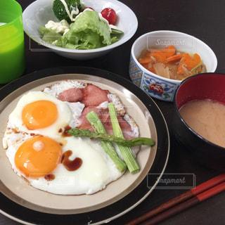 朝食の写真・画像素材[2598884]