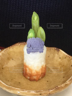 ちくわで門松の写真・画像素材[2669012]