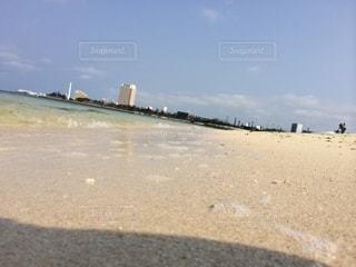 波打ち側 沖縄の写真・画像素材[2601503]