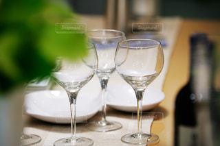 食卓の写真・画像素材[493017]