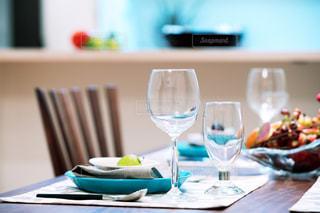 食卓の写真・画像素材[493023]