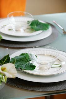 食卓の写真・画像素材[493025]