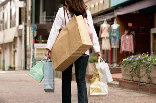 買い物の写真・画像素材[525315]